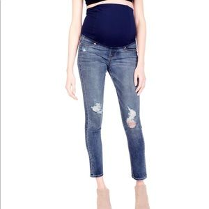 "Denim - Ingrid & Isabel ""Sasha"" Maternity Skinny Jeans"